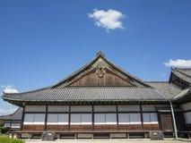 Nijo-jo kasztel w Kyoto Obrazy Stock