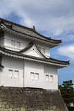 Nijo Schloss in Kyoto, Japan Stockbilder