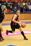 Nika Banic - koszykówka Zdjęcia Royalty Free