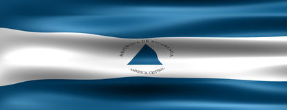 nikaragui Obrazy Royalty Free