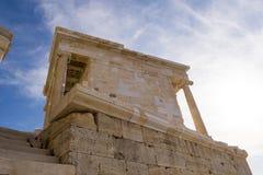 nike Αθηνάς ναός Στοκ Εικόνα