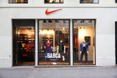Nike Image libre de droits