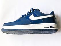 Nike Air Force 1 ` 07 Stockfotos