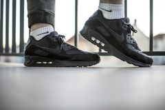 Nike Air Max 90 photographie stock