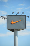 Nike Billboard Stock Images