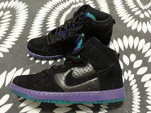 Nike Dunk High Stock Photos