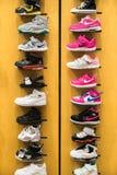 Nike dzieciaków buty Obraz Royalty Free
