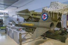 Ajax de Nike, missil Fotografía de archivo libre de regalías