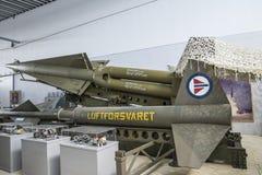 Ajax de Nike, missil Fotografía de archivo