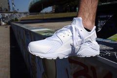Nike Huarache Stock Photography