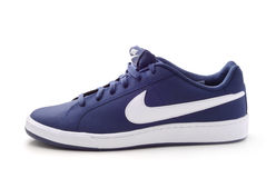 Nike-Männer ` s Laufschuh Lizenzfreie Stockfotos