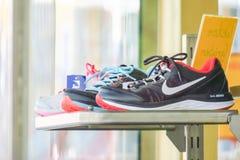 Nike shoes Royalty Free Stock Photos