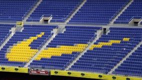 Free Nike Sign At Barcelona S Camp Nou Stock Photo - 28534760