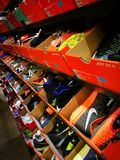 Nike Sports Outlet Store Shop Stock Image