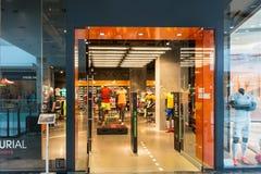 Nike Store Stock Afbeeldingen