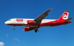 Niki Airbus A320 Fotografia de Stock Royalty Free