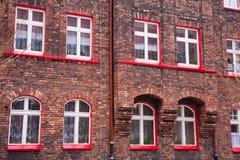 Nikiszowiec Royalty-vrije Stock Fotografie