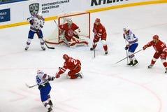 Nikita Gusev ( 97) fors Royaltyfri Foto