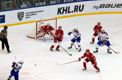 Nikita Gusev (97) shoot Royalty Free Stock Photo