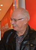 Nikita Mikhalkov Stockbild