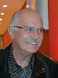 Nikita Mikhalkov fotografia stock libera da diritti