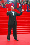 Nikita Mikhalkov at Moscow Film Festival Stock Images