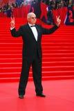 Nikita Mikhalkov at Moscow Film Festival Stock Images
