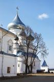 Nikita monastery. In Pereslavl Zalessky early spring Stock Photo
