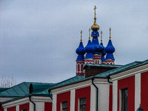 Nikita's Church of the Nativity of the blessed virgin Mary in the city of Kaluga in Russia. Royalty Free Stock Image