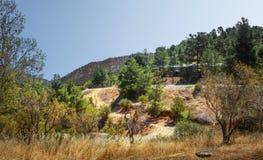 Nikitari-Dorf zypern lizenzfreie stockfotos