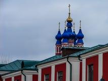 Nikitas Kirche der Geburt Christi der gesegneten Jungfrau Maria in der Stadt von Kaluga in Russland Lizenzfreies Stockbild