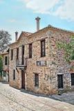 Nikiti, Sithonia, Halkidiki półwysep, Grecja, Europa, tradycja obrazy royalty free