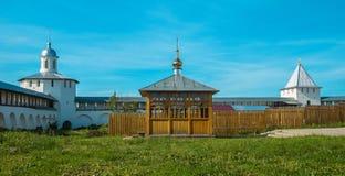 Nikitsky Kloster Lizenzfreie Stockfotos