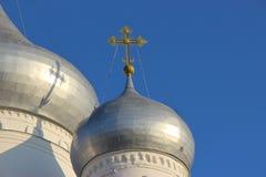Nikitsky Kloster Stockbild