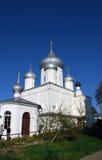 Nikitsky kloster Pereslavl-Zalessky Ryssland Fotografering för Bildbyråer