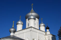 Nikitsky Kloster Pereslavl-Zalessky Yaroslavl-Region Russland Stockfoto