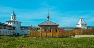 Nikitsky monastery royalty free stock photos