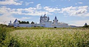 Nikitsky Monastery. Pereslavl Zalewski Royalty Free Stock Image