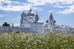 Nikitsky Monastery. Pereslavl Zalewski, Stock Photo