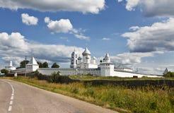 Nikitsky Monastery. Pereslavl Zalewski Stock Photography