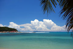 Nikki beach Royalty Free Stock Image