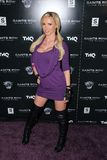 Nikki Benz. At the Saints Row: The Third Game Pre-Launch Event, Supperclub, Hollywood, CA. 10-12-11 Royalty Free Stock Image