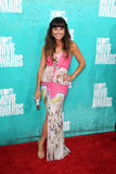 Nikki Deloach arriving at the 2012 MTV Movie Awards Royalty Free Stock Photo