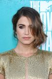 Nikki Reed at the 2012 MTV Movie Awards Arrivals, Gibson Amphitheater, Universal City, CA 06-03-12 Stock Image