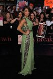 Nikki Reed. At The Twilight Saga: Breaking Dawn - Part 1 Los Angeles Premiere, Nokia Theatre L.A. Live, Los Angeles, CA 11-14-11 Royalty Free Stock Photos