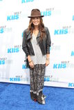 Nikki Reed arrives at the  Stock Photos