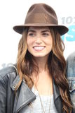 Nikki Reed arrives at the  Royalty Free Stock Photography