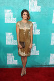 Nikki Reed arriving at the 2012 MTV Movie Awards Royalty Free Stock Image