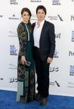 Nikki Reed and Ian Somerhalder Stock Images