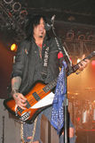 Nikki Sixx Royalty Free Stock Image